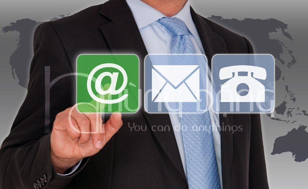 Email công ty? Giải pháp mang tên ZoHo