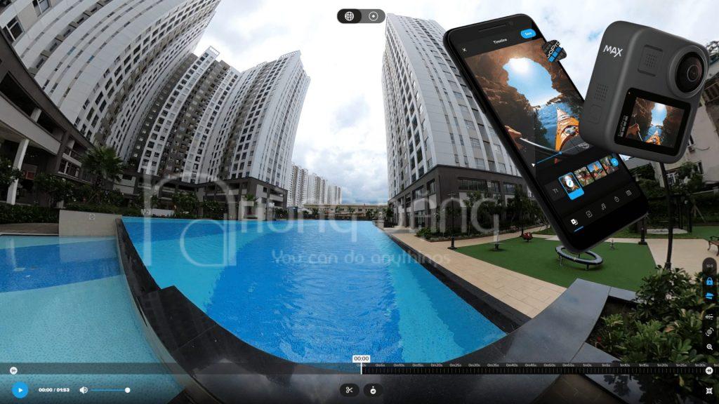 reframe video 360 cho mobile/pc/mac cực chuẩn